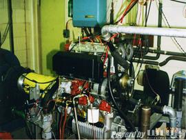 ジャックナイト・ツインカム16vエンジン